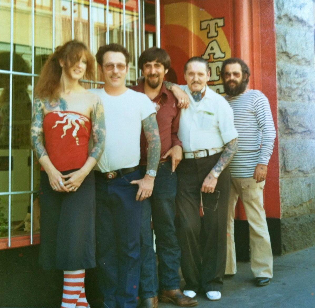 1970s staff