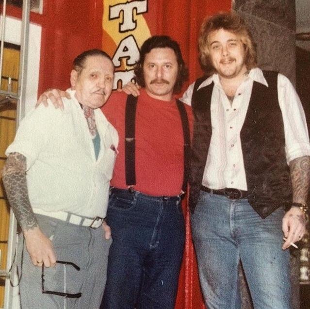 1979 Pete Danny KevinBrady
