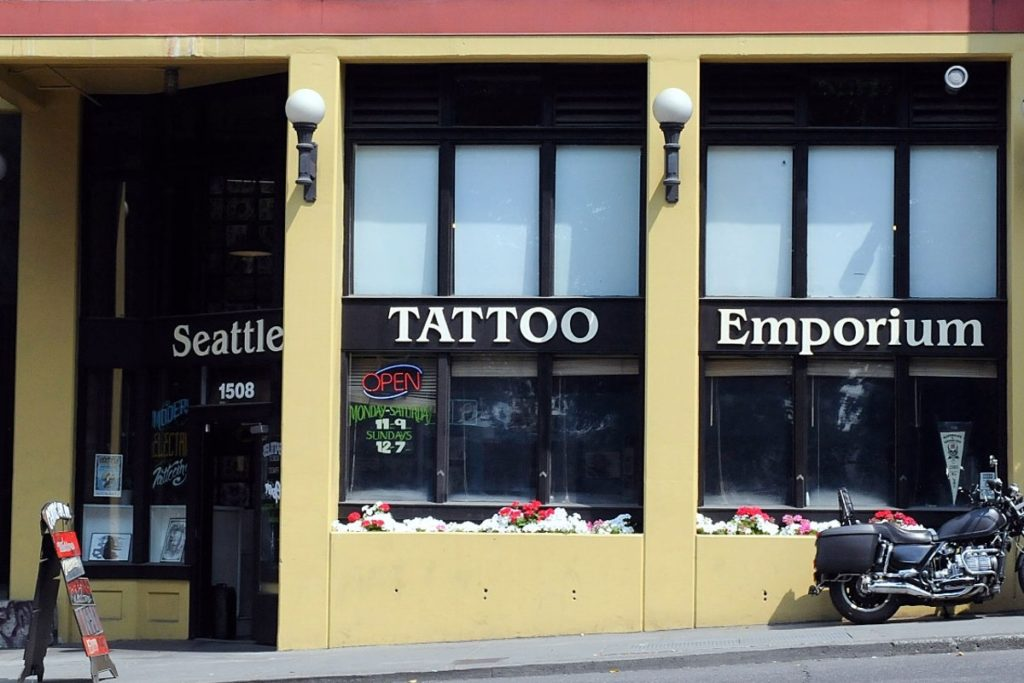 Seattle Tattoo Emporium On the Move
