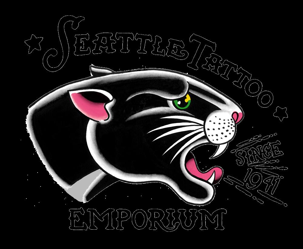 Seattle Tattoo Emporium   Established in 1941